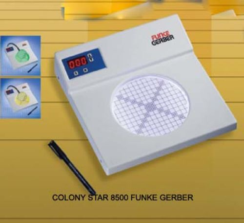 Colony Counter Colony Star 8500 Colony Counter