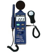 MULTIMETER  : LIGHT & SOUND LEVEL METER EM-882